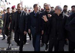 جهانگیری در حاشیه راهپیمایی اربعین: از میزبانی عراق تشکر میکنم/ اربعین به رسانه اجتماعی برای انتشار پیام نهضت عاشورا مبدل شده است