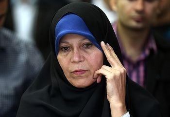واکنش «فائزه هاشمی» به توقیف مستندش