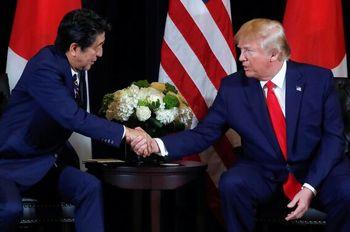 در گفتگوی بین ترامپ و شینزو آبه چه گذشت؟