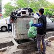 زبالهگردی در تهران کم شده اما همچنان ادامه دارد