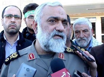 یک فرمانده ارشد سپاه: مدعیان کودتای خزنده یک سری آدم نقزن هستند