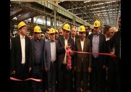 راه اندازی اولین خط تولید گالوم در خاورمیانه