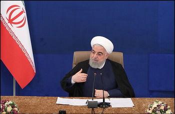 گزارش رئیسجمهور به ملت در صدمین روز شیوع کرونا در ایران؛ از شرایط شکننده  عبور کردهایم