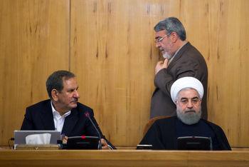 رئیس جمهور و معاون اول به علی شمخانی تسلیت گفتند