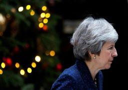 خواسته وزرای دولت انگلیس: کناره گیری ترزا می