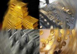 آخرین قیمت دلار، طلا و سکه امروز سهشنبه ۱۳۹۸/۰۸/۲۸ | عقبنشینی آرام قیمتها