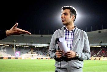 تماشای لیگ فوتبال با صدای عادل، اما نه در صدا و سیما!