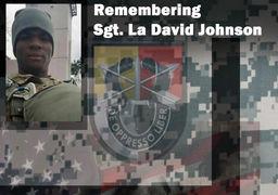 سخنان جنجالی رئیس جمهوری آمریکا خطاب به همسر یک سرباز کشته شده آمریکایی