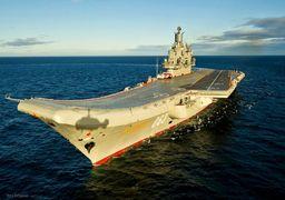 رزمایش بزرگ روسیه در دریای خزر