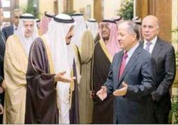 نقش مثلث سعودی، منافقین و بارزانی در حوادث تروریستی اخیر