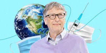 واکنش بیل گیتس به ساخت اولین واکسن کرونا