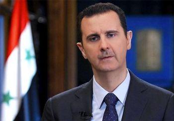 اولین واکنش رسمی «بشار اسد» علیه تجاوز ترکیه به خاک سوریه