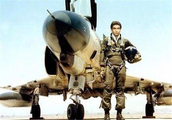 عراق برای سر این خلبان ایرانی جایزه تعیین کرده بود