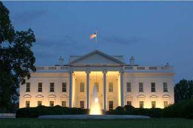 فیلم قطعی برق در کاخ سفید