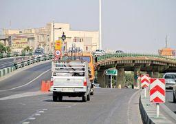 تردد روی پل گیشا بلاخره ممنوع شد
