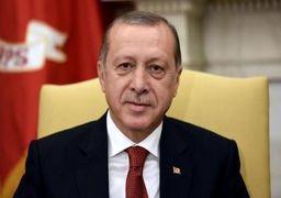 اردوغان لباس رزم پوشید + عکس