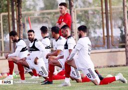 لیست تیم ملی فوتبال ایران برای جام ملتها اعلام شد