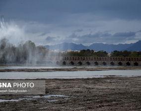 گزارش تصویری از اصفهان در سالی که گذشت