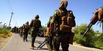 پاکسازی منطقه مهم در عراق از وجود تروریستها