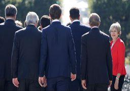 ترزا می: برای خروج از اتحادیه بدون توافق آمادهایم