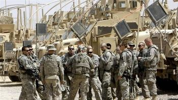 عقبنشینی عجیب آمریکا از منطقهای در عراق