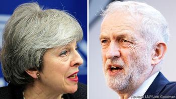 بیانیه تند رهبر حزب کارگر انگلیس علیه ترامپ