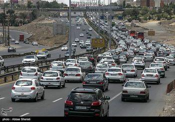 وضعیت جادهها و راه ها، امروز ۵ شهریور ۹۹ / جاده چالوس یکطرفه شد