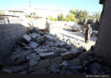 زلزله در منطقه خنج استان فارس