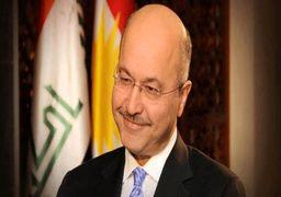 نامزد حزب کردستان رئیس جمهور عراق شد