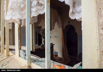 انفجار گاز در یک منزل مسکونی در زنجان
