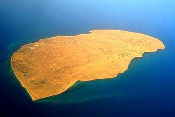 احداث یک جزیره جدید در کنار کیش+ فیلم