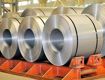 کاهش نیاز صنایع به واردات ورق فولادی