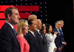 نامزدهای دموکرات خواهان بازگشت به برجام هستند