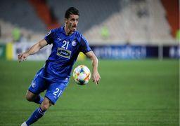 انتقاد تند فوتبالیست ایرانی از رییس جمهور ترکیه +عکس
