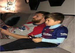 مسی بهترین بازیکن بازی ویدئویی FIFA 20 شد