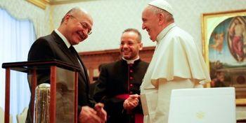 پاپ فرانسیس در اولین سفر خارجی بعد از همهگیری کرونا به کجا میرود؟