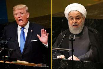 سومین پرده از تقابل روحانی و ترامپ؛ دوئل حقوقدان و بیزنسمن در آوردگاه جهانی