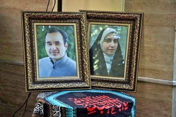 مادر دو تن از شهدای هواپیمای اوکراینی: هیچکس نگفته چرا این اتفاق افتاد