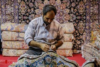 خبر بد برای اقتصاد ایران؛ توقف صادرات فرش دستباف