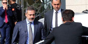 رایزنی رئیس اطلاعات ترکیه با رئیس سیا و سناتورهای آمریکا