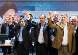 احمدی نژاد دیگر خطر ندارد