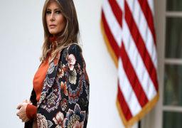 همسر ترامپ کرونا دارد؟