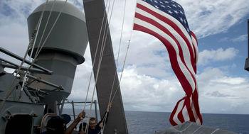 درخواست نیروی دریایی آمریکا برای نابودی اطلاعات محرمانه
