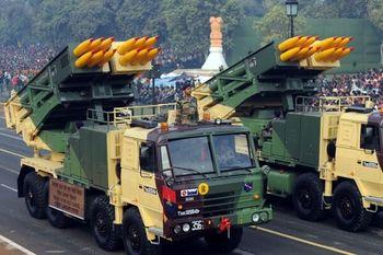 آزمایش موفقیتآمیز مدل پیشرفته یک سامانه پرتاب راکت توسط هندوستان