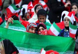 دولت موافق حضور زنان در استادیوم های ورزشی