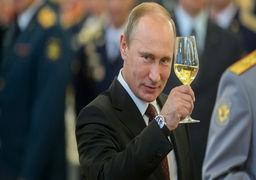 برنامه جشن تولد پوتین