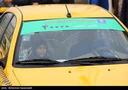 افزایش مسافران تاکسی در پایتخت