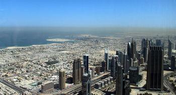 راهاندازی قطار زیر دریایی امارات به هند +عکس محدوده