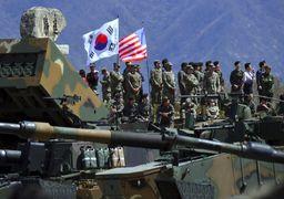 شلیک اخطار به پهپاد کره شمالی / شبه جزیره در آماده باش