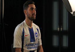 فوتبال انگلیس از امشب آغاز می شود/ رونمایی از ستاره ایرانی